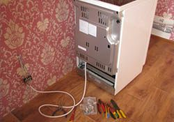 Подключение электроплиты. Жигулевские электрики.