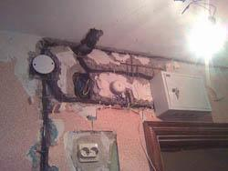Замена электропроводки в Жигулевске