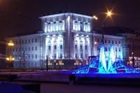 освещение фасадов в Жигулевске