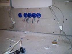 Электромонтажные работы в квартирах новостройках в Жигулевске. Электромонтаж компанией Русский электрик